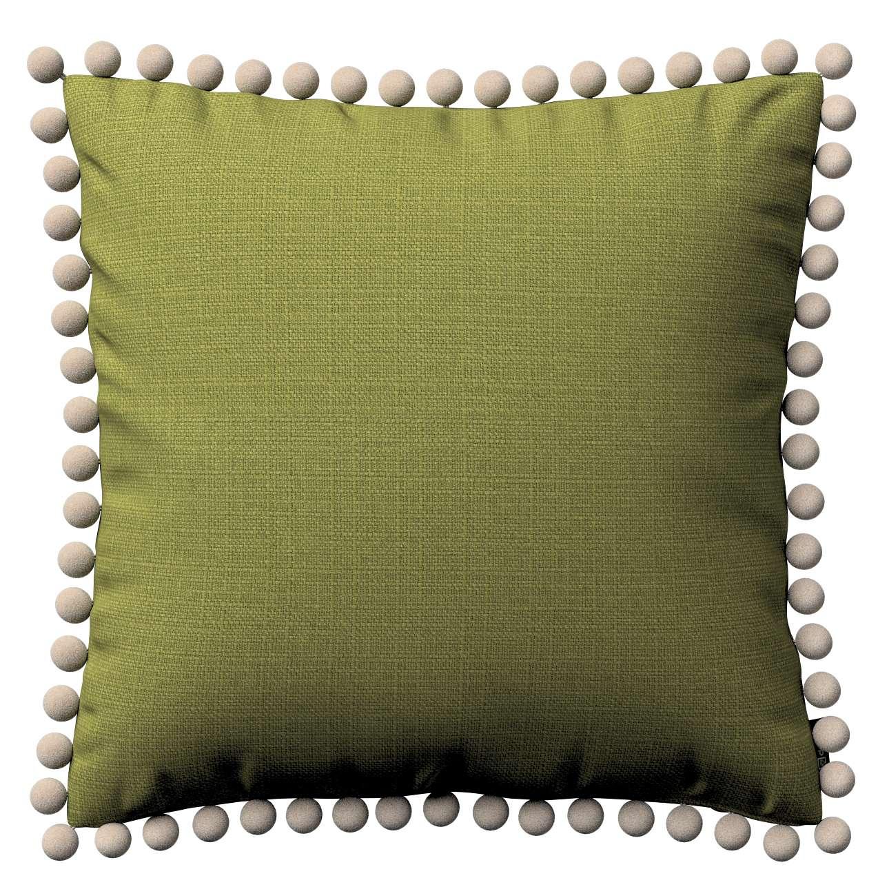 Viera s brmbolcami V kolekcii Living 2, tkanina: 161-13