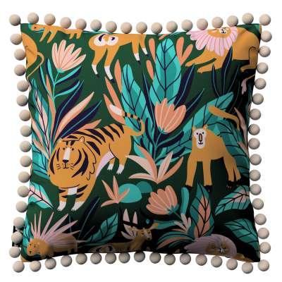 Povlak Daisy 500-42 zielony Kolekce Magic Collection