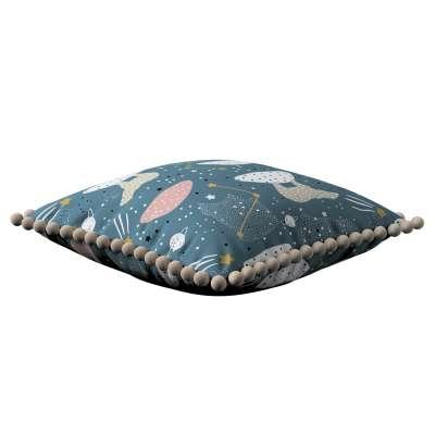 Daisy pagalvėlės užvalkalas  pom poms 500-45  Kolekcija Magic Collection