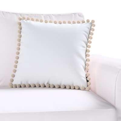Poszewka Wera na poduszkę w kolekcji Jupiter, tkanina: 127-01