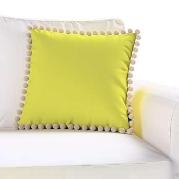 Poszewka Wera na poduszkę w kolekcji Jupiter, tkanina: 127-50