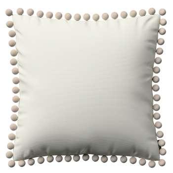Poszewka Wera na poduszkę 45 x 45 cm w kolekcji Jupiter, tkanina: 127-00