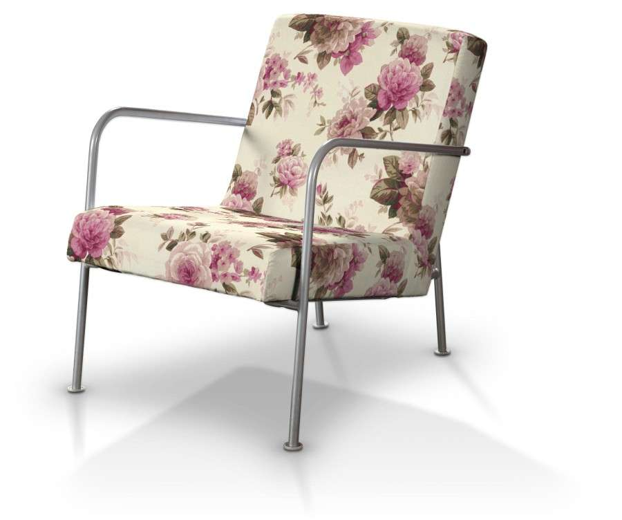 Ikea PS Sesselbezug Ikea Sessel  PS von der Kollektion Mirella, Stoff: 141-07