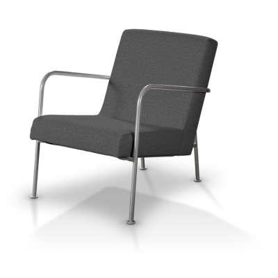 Pokrowiec na fotel Ikea PS w kolekcji Edinburgh, tkanina: 115-77