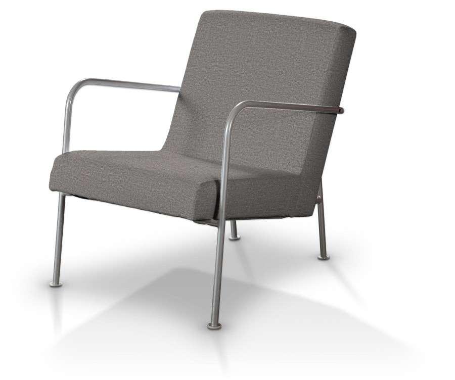 Pokrowiec na fotel Ikea PS w kolekcji Edinburgh, tkanina: 115-81