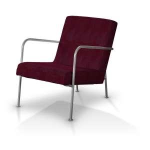 Pokrowiec na fotel Ikea PS fotel Ikea PS w kolekcji Chenille, tkanina: 702-19