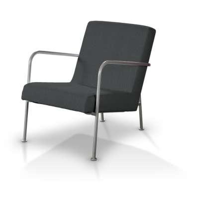 PS betræk lænestol fra kollektionen Chenille, Stof: 702-20