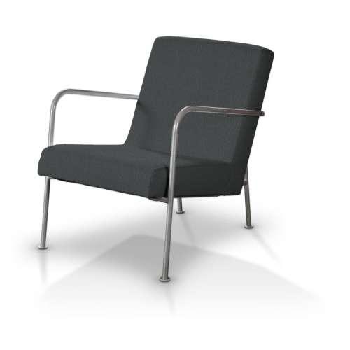 Ikea PS Sesselbezug, stahlgrau, Ikea Sessel PS, Chenille