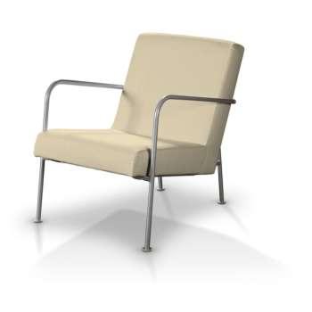 Pokrowiec na fotel Ikea PS w kolekcji Chenille, tkanina: 702-22