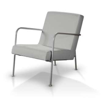 Pokrowiec na fotel Ikea PS w kolekcji Chenille, tkanina: 702-23