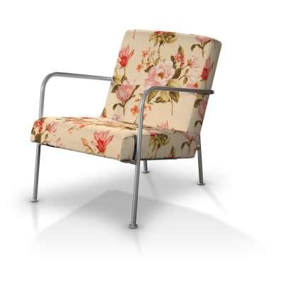 PS betræk lænestol fra kollektionen Londres, Stof: 123-05