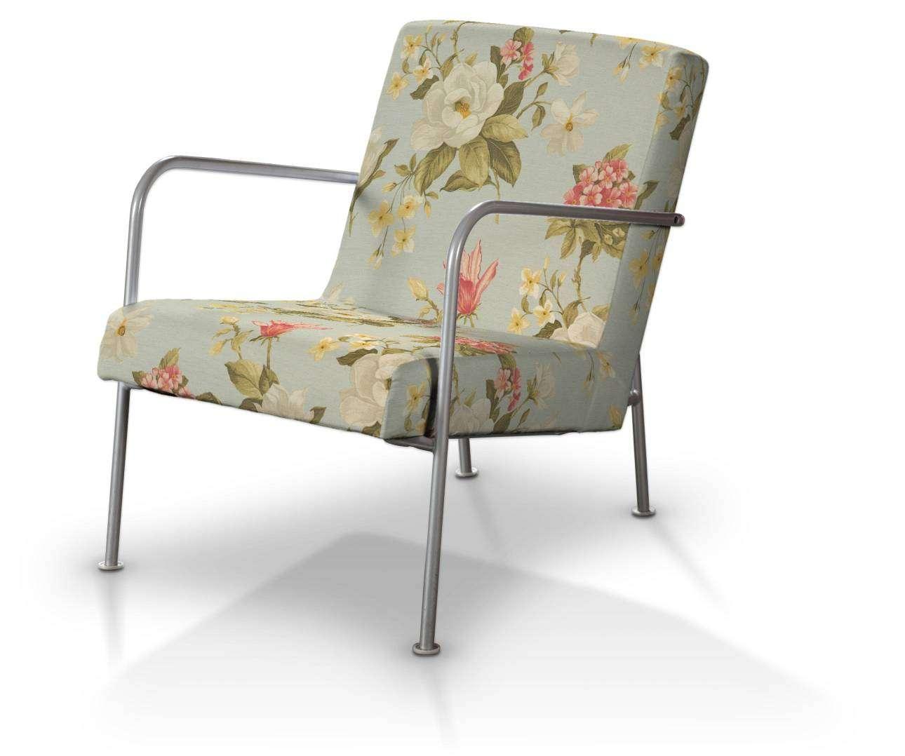 PS betræk lænestol fra kollektionen Londres, Stof: 123-65