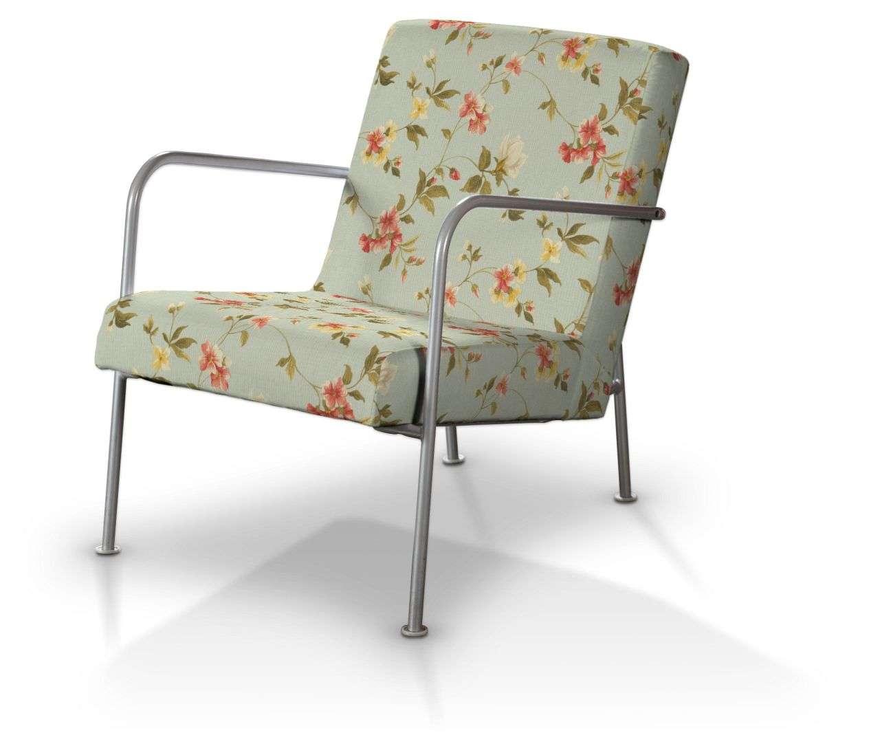 Ikea PS Sesselbezug Ikea Sessel  PS von der Kollektion Londres, Stoff: 124-65