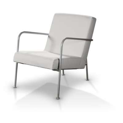 Pokrowiec na fotel Ikea PS 705-01 kremowa biel Kolekcja Etna