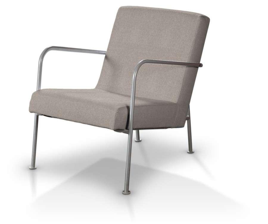 IKEA PS fotelio užvalkalas kolekcijoje Etna , audinys: 705-09