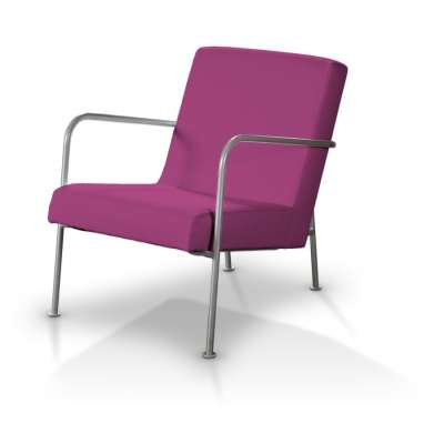 IKEA PS fotelio užvalkalas 705-23 fuksijų Kolekcija Etna