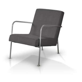 Lænestoldbetræk IKEA PSPS fra kollektionen Etna, Stof: 705-35