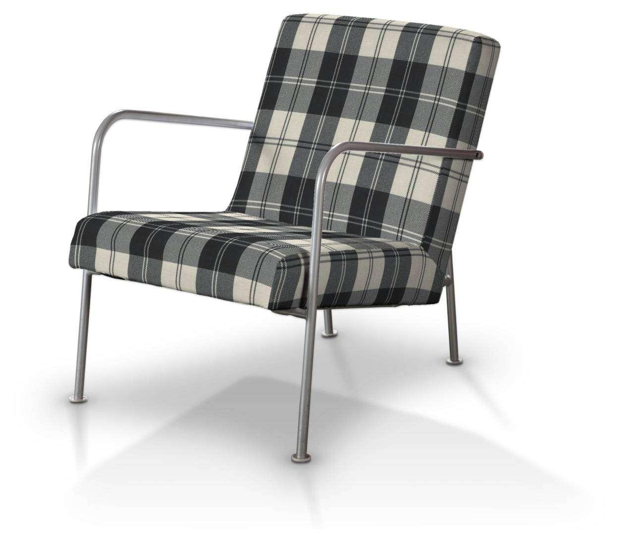 IKEA PS fotelio užvalkalas IKEA PS fotelio užvalkalas kolekcijoje Edinburgh , audinys: 115-74