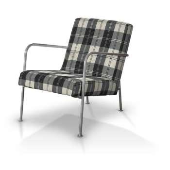 Trekk til IKEA PS lenestol fra kolleksjonen Edinburgh, Stoffets bredde: 115-74