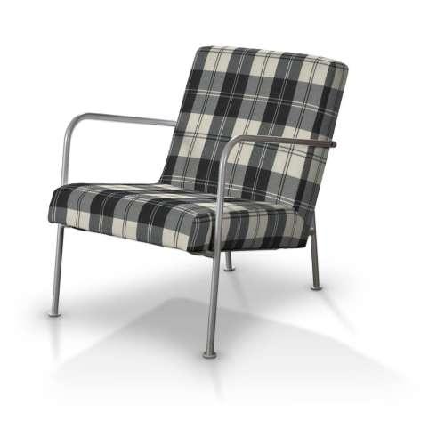 Ikea PS Sesselbezug, schwarz- weiss, Ikea Sessel PS, Edinburgh