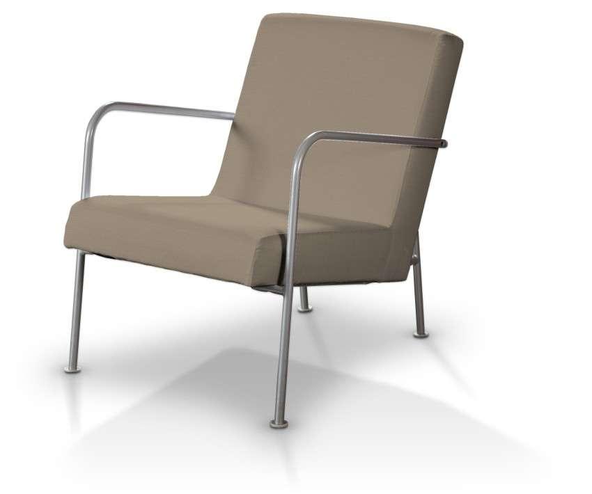 Ikea PS Sesselbezug Ikea Sessel  PS von der Kollektion Cotton Panama, Stoff: 702-28