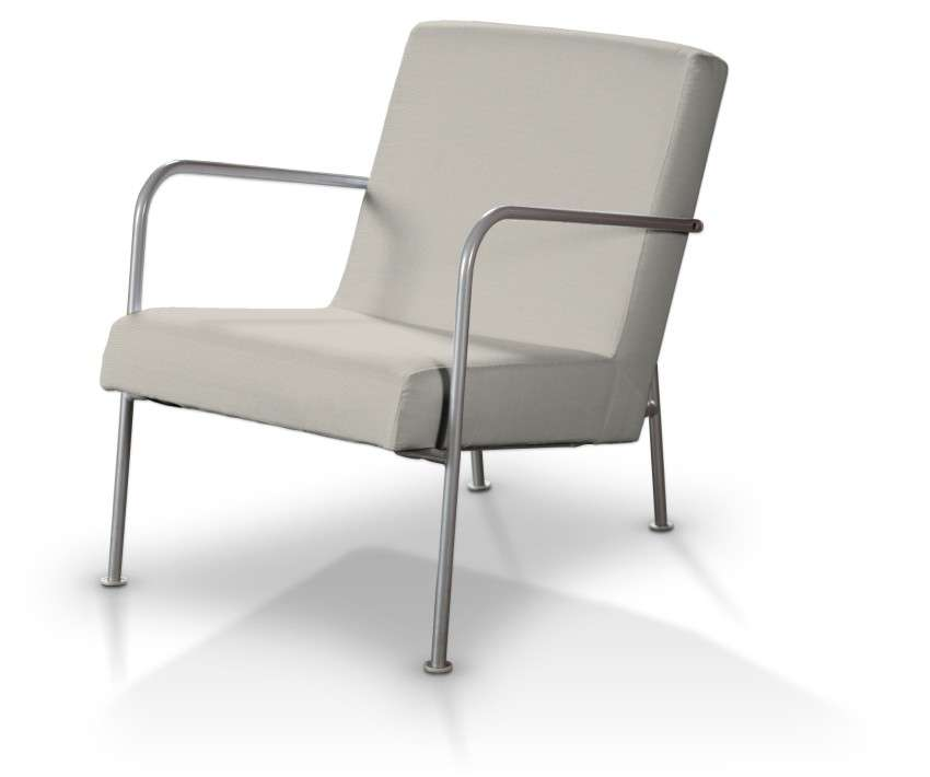 Bezug für Ikea PS Sessel von der Kollektion Cotton Panama, Stoff: 702-31