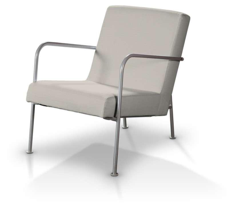 Potah na křeslo Ikea PS fotel Ikea PS v kolekci Cotton Panama, látka: 702-31