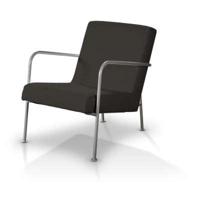 Pokrowiec na fotel Ikea PS w kolekcji Etna, tkanina: 702-36