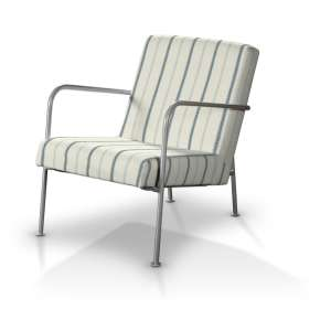 Pokrowiec na fotel Ikea PS fotel Ikea PS w kolekcji Avinon, tkanina: 129-66