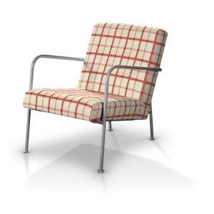 Pokrowiec na fotel Ikea PS fotel Ikea PS w kolekcji Avinon, tkanina: 131-15