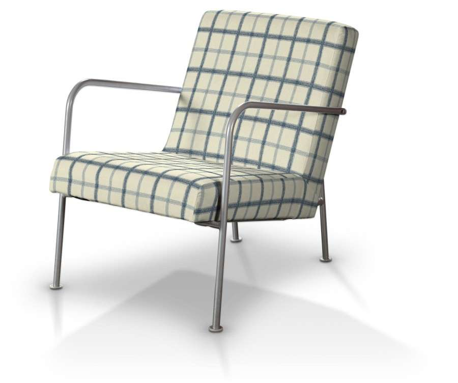Pokrowiec na fotel Ikea PS fotel Ikea PS w kolekcji Avinon, tkanina: 131-66