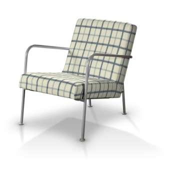 Pokrowiec na fotel Ikea PS w kolekcji Avinon, tkanina: 131-66