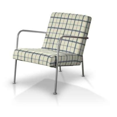 Ikea PS Sesselbezug von der Kollektion Avinon, Stoff: 131-66