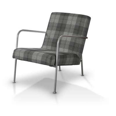 Potah na křeslo Ikea PS v kolekci Edinburgh, látka: 115-75