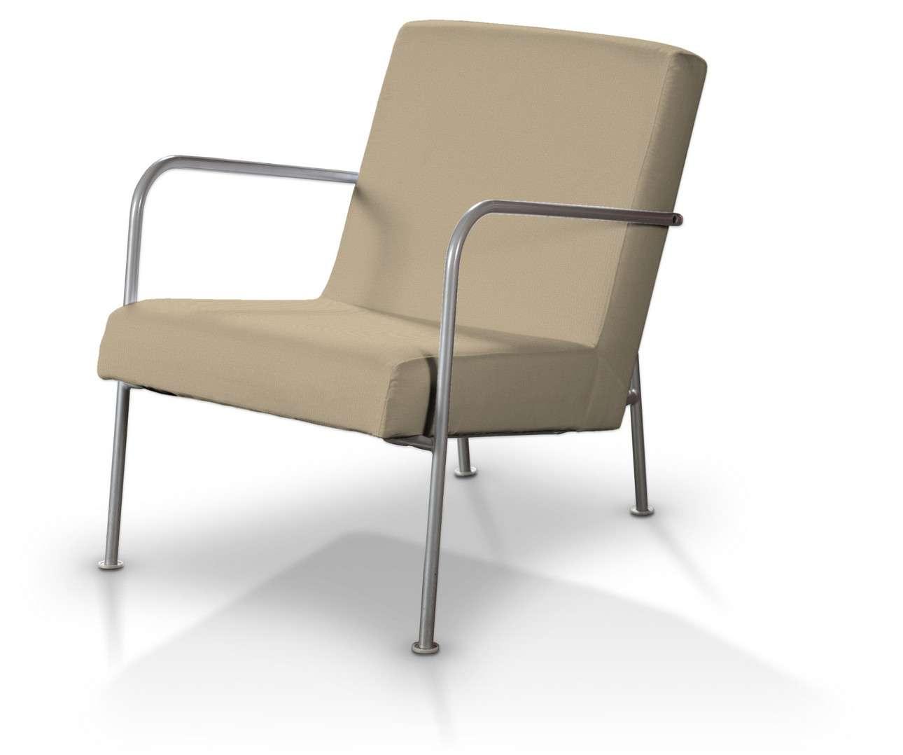Pokrowiec na fotel Ikea PS w kolekcji Living II, tkanina: 160-82