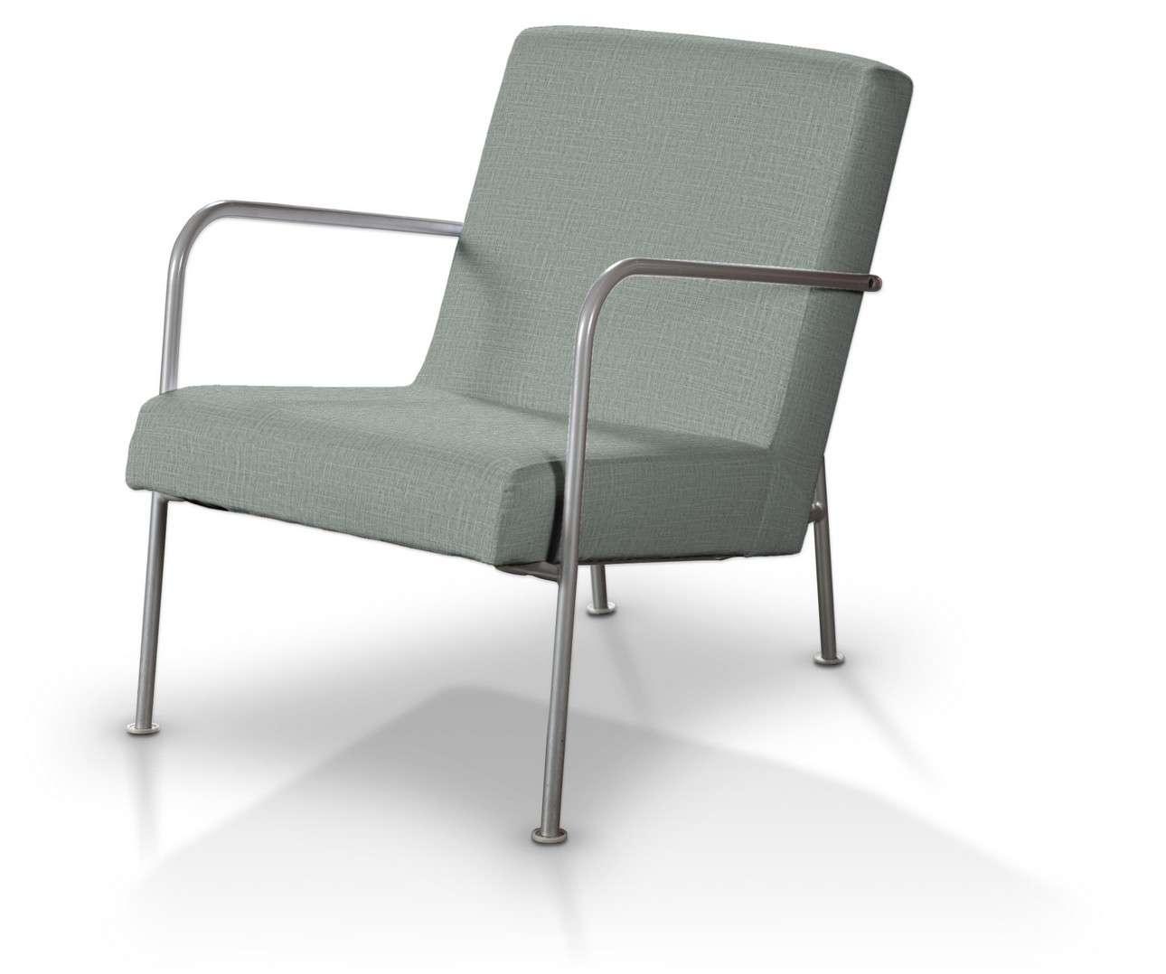 Pokrowiec na fotel Ikea PS w kolekcji Living II, tkanina: 160-86