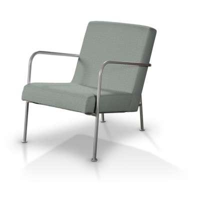 Potah na křeslo Ikea PS 160-86 šedá mátová Kolekce Living II