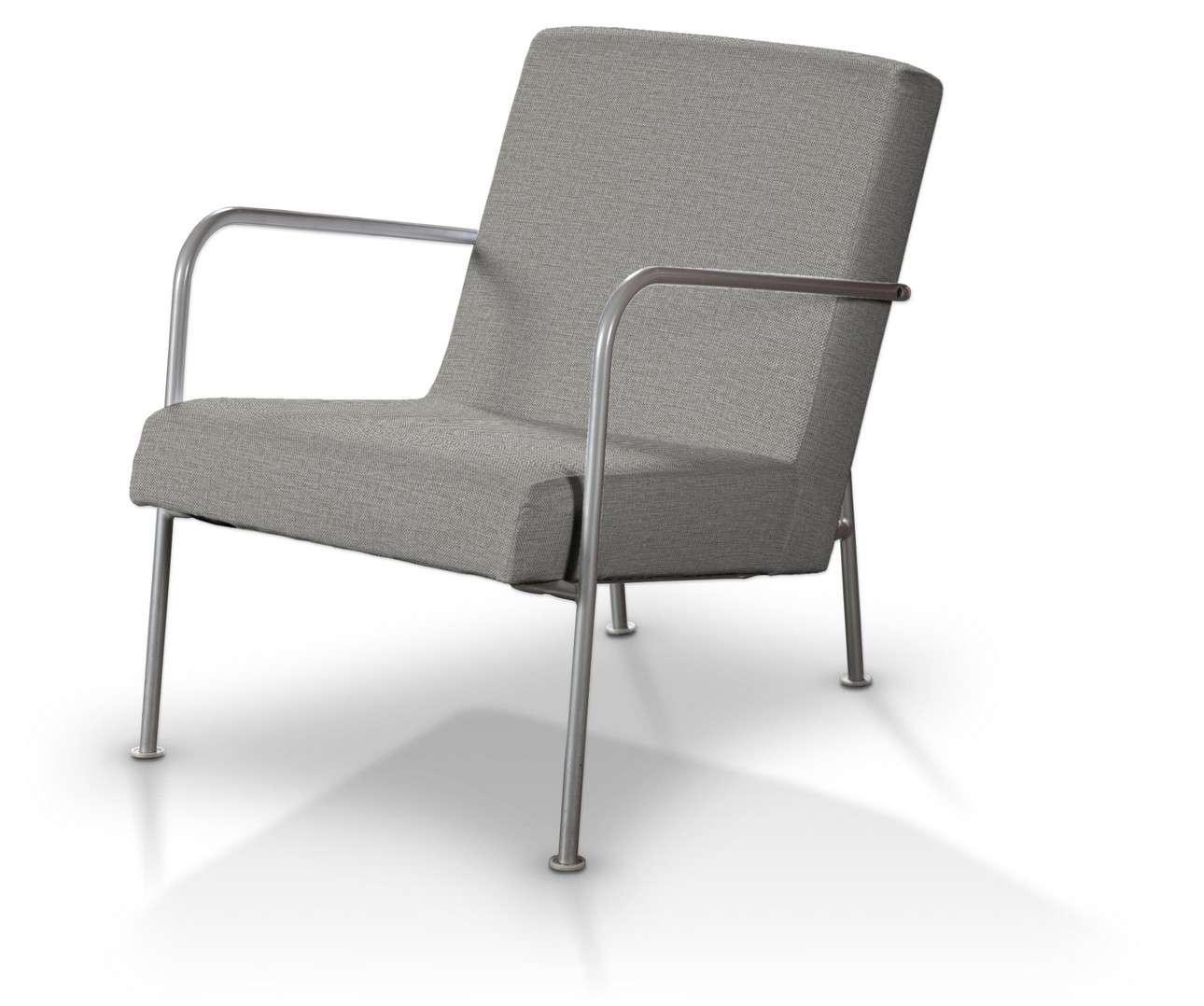 Pokrowiec na fotel Ikea PS w kolekcji Living II, tkanina: 160-89