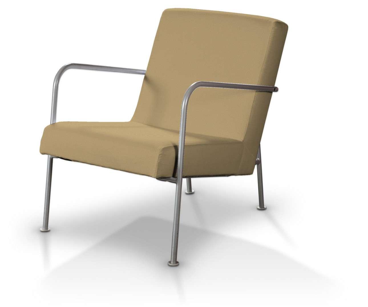 Pokrowiec na fotel Ikea PS w kolekcji Living, tkanina: 160-93