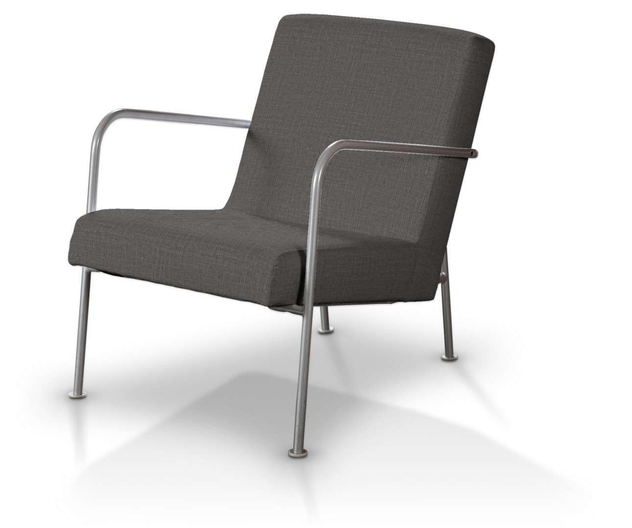 Pokrowiec na fotel Ikea PS w kolekcji Living II, tkanina: 161-16