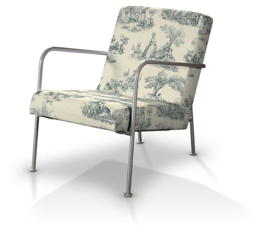Potah na křeslo Ikea PS fotel Ikea PS v kolekci Avignon, látka: 132-66