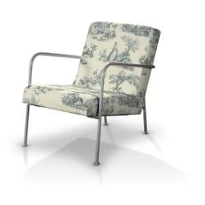 IKEA PS fotelio užvalkalas IKEA PS fotelio užvalkalas kolekcijoje Avinon, audinys: 132-66