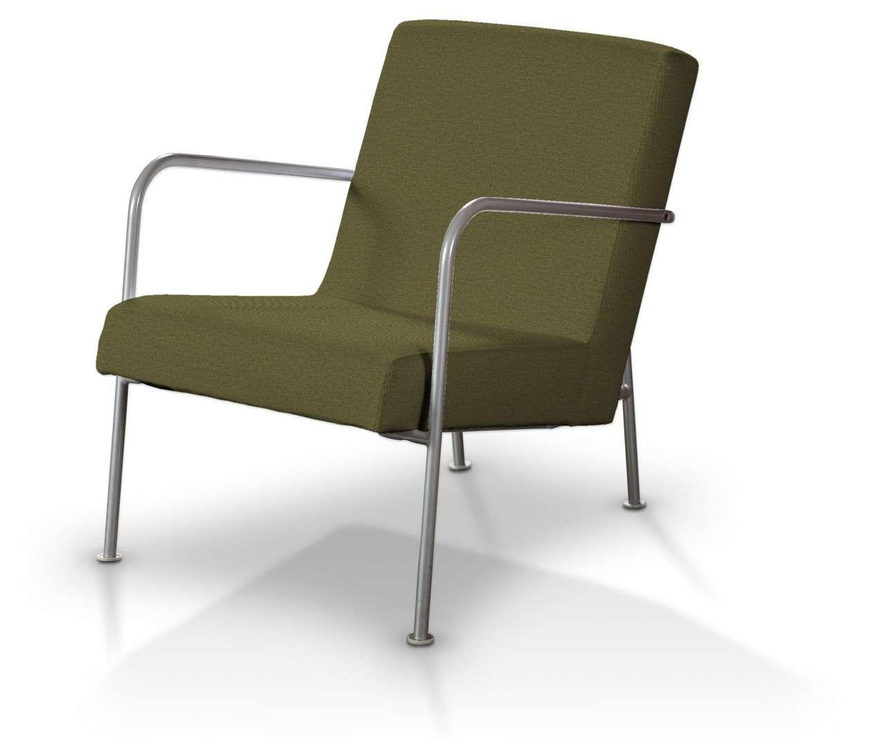 Pokrowiec na fotel Ikea PS w kolekcji Etna, tkanina: 161-26