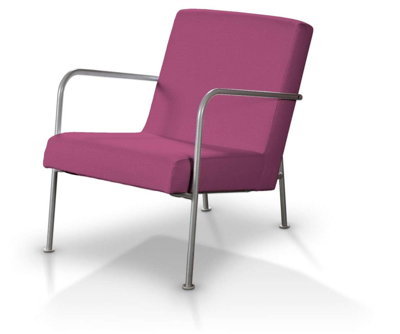 Pokrowiec na fotel Ikea PS w kolekcji Living, tkanina: 161-29