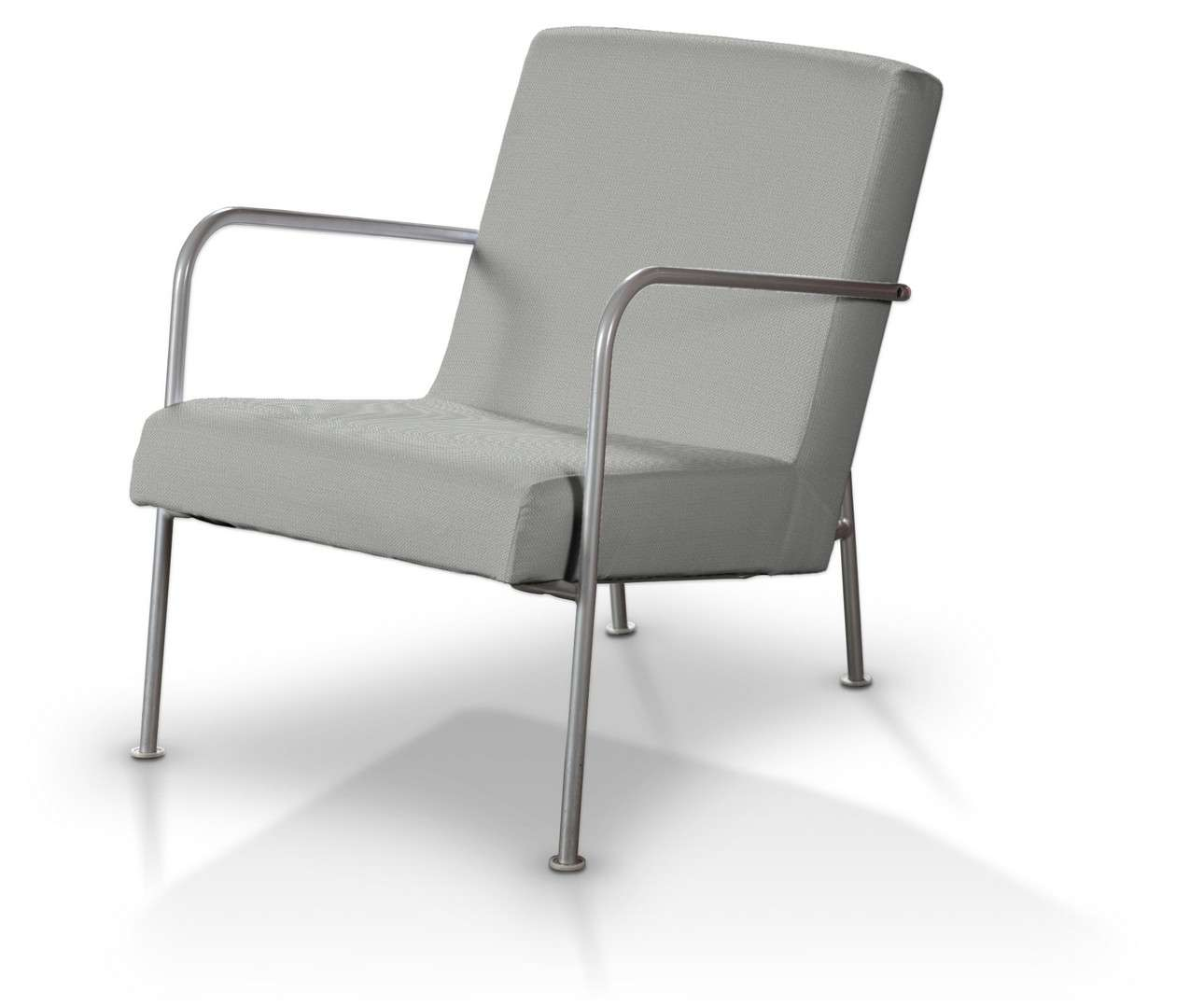 Pokrowiec na fotel Ikea PS w kolekcji Bergen, tkanina: 161-72