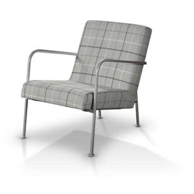 Pokrowiec na fotel Ikea PS w kolekcji Edinburgh, tkanina: 703-18