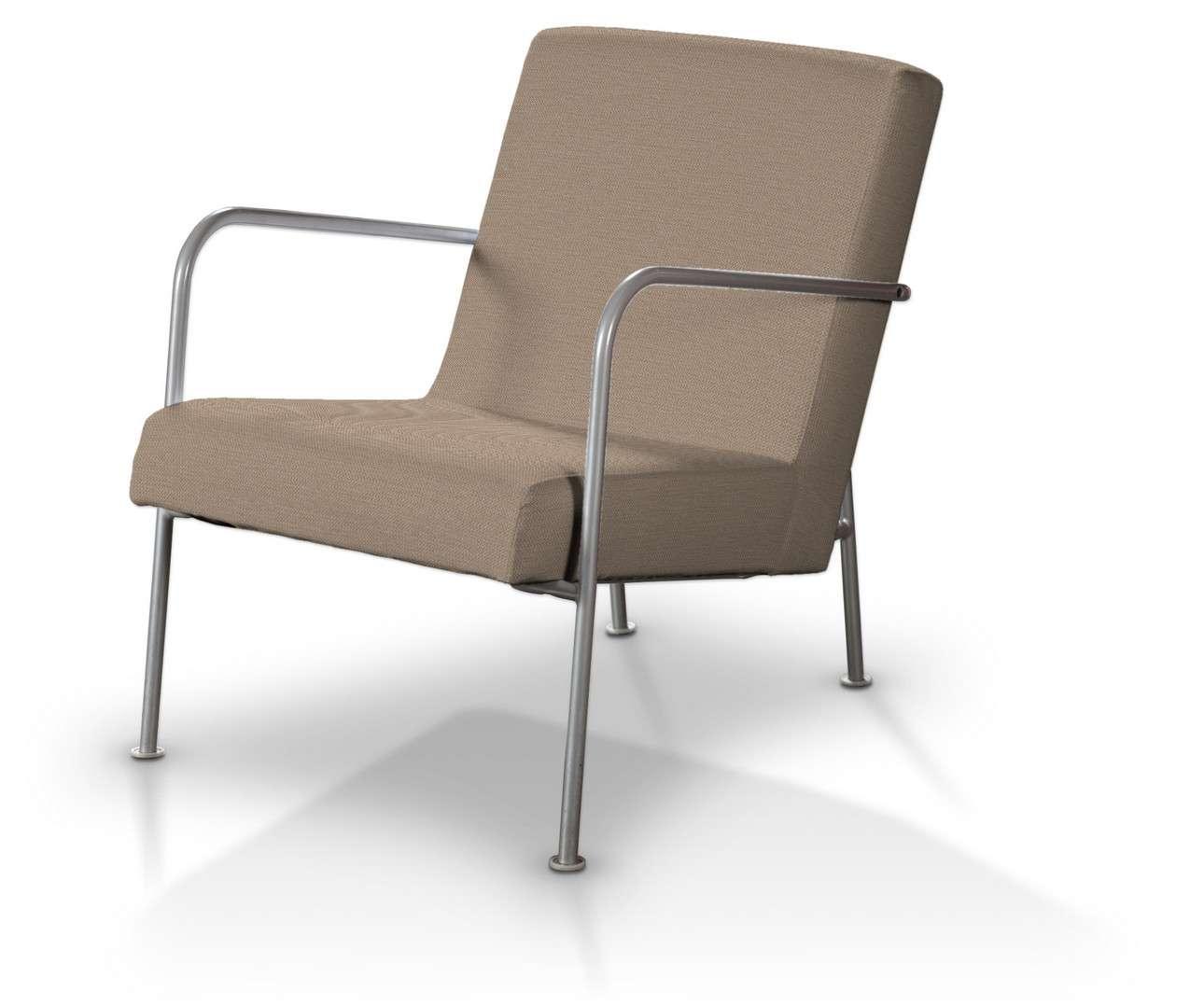 PS betræk lænestol fra kollektionen Bergen, Stof: 161-75