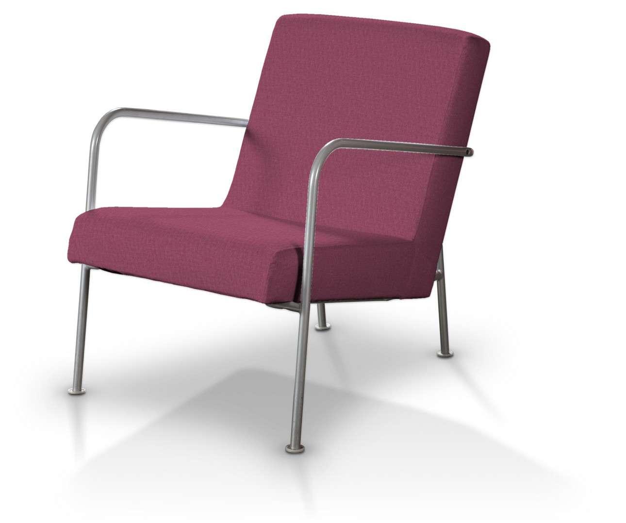 Pokrowiec na fotel Ikea PS w kolekcji Living, tkanina: 160-44