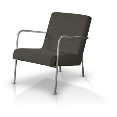 Pokrowiec na fotel Ikea PS 161-55 ciemny szary Kolekcja Living