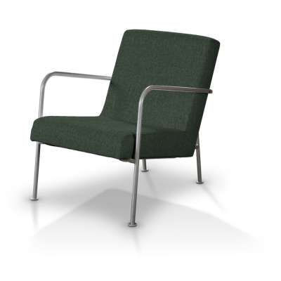 Pokrowiec na fotel Ikea PS 704-81 leśna zieleń szenil Kolekcja City
